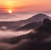 Saské svítání
