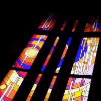 Okna kostela 3