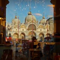 ...tak zase jedna zrcadlovka z Benátek