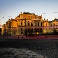 U pražského Rudolfina