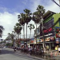 Ulicemi ostrova Phuket