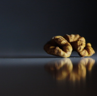 Ořech prosí o milost