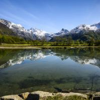 mé skandinávské putování - k horám Trollstigenu