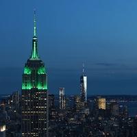 Jižní Manhattan v barvě