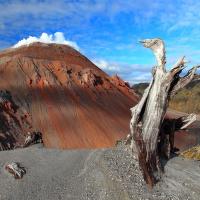 El Chaitén Volcan