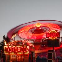 Tornádo - Matějská pouť