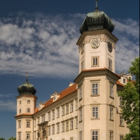 Zámek Mníšek pod Brdy II.