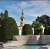 Zahrada Černínského paláce II.
