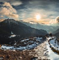 Svačina ve výšinách