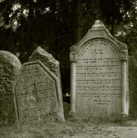 ze židovského hřbitova podruhé