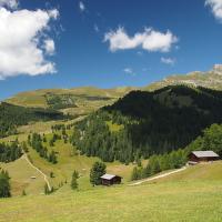 Vzpomínka na Dolomity...