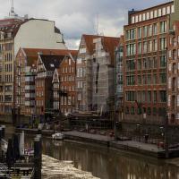 Odliv v Hamburku