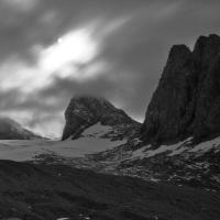 Tajemná noc na Adamekhütte