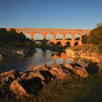 Starý krasavec Pont du Gard :-)