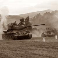 Tanky v útoku