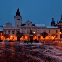 Náměstí ve Staré Boleslavi