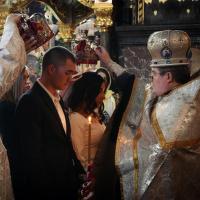 Pravoslavná svatba - reportáž