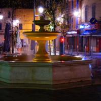 Kašna v Martigues
