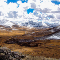 V Tibetu