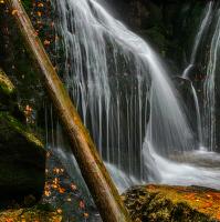 Černopotocký vodopád