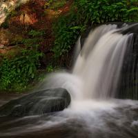 Odlezelský vodopád