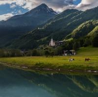 Den 1. - Heiligenblut - cesta k Mont Blanc