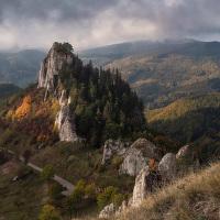 Podzim v Bílých karpatech