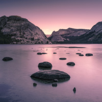 Tenaya Lake | Yosemite