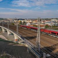 Přijíždíte do stanice Praha - Hlavní nádraží