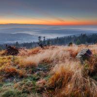 Šumava - Barevné svítání