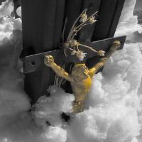 Příslib léta na vrcholu Grossglockneru