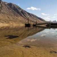 Čistá Skotska voda
