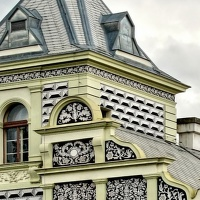 Krása secesní architektury