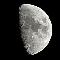 Náš soused (dorůstající Měsíc)