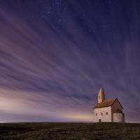 Nočný Drážovský kostolik