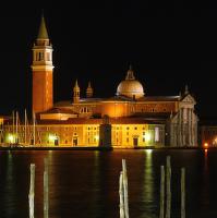 večerní San Giorgio Maggiore
