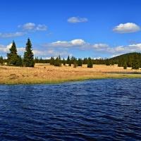 Krušné hory- Mrtvý rybník 3