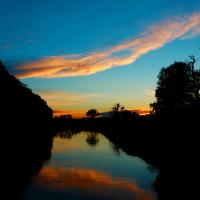 Stmívání u Moravy