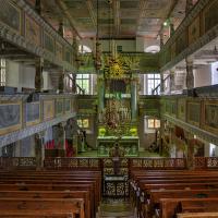 Kostel , Oybin - Německo