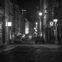 """Main street "" v Liberci"