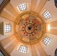 Santini ve Křtinách