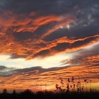Ohnivá obloha