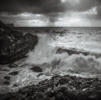 Islandské pobřeží...