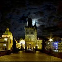 Měsíčku na nebi vysokém...