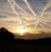 Nebe nad Stěžovem