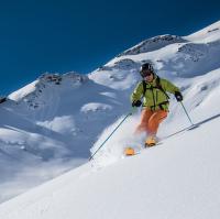 Prostě lyžovačka na pohodu