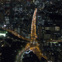 Tokyo River Crossing