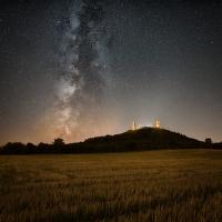 Noční Hazmburk