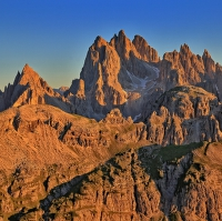 Cima Cadin di San Lucano 2839 m