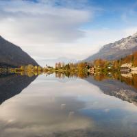 Podzimní barevné zrcadlení :-)